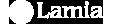 Lamia, logotipo de la aplicación